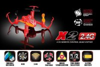 X2 4CH quadcopter with GYRO