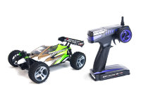 EidoLon Pro 1/18 EP 4WD Off Road Buggy (Brushless, Ni-Mh)