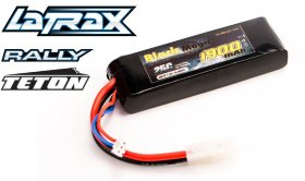 Аккумулятор Black Magic LaTrax Rally LiPo 7.4V 2S 25C 1900 mAh - BM-A25-1900
