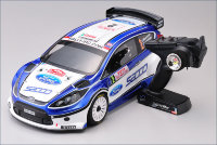 1/9 EP 4WD DRX VE 2010 Ford Fiesta RTR