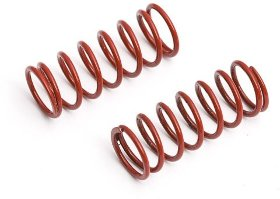 Micro Shock Spring, red 14.0 lb. X-hard - AS8454
