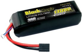 Аккумулятор Black Magic LiPo 7.4V 2S 30C 13000 mAh - BM-A30-13002TR