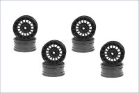 Aero 24 Wheel (15-Spork/Bluck) 8pc