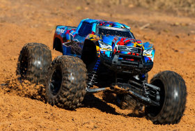 X-MAXX 1:5 4WD 8S Brushless TQi Ready to Bluetooth Module TSM