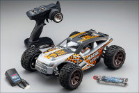 1/10 EP 4WD Rage VE RTR