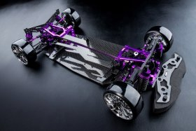 Комплект для сборки модели для дрифта MST XXX-D VIP Purple 4WD KIT масштаб 1:10 2.4G - MST-532119