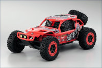 1/10 EP 2WD EZ-B AXXE RTR Iphone control (Red)