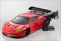 1/8 EP 4WD Inferno GT2 VE RS Ferrari 458 RTR