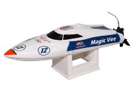 Magic vee V3 2.4G RTR, white color, 2013 Version