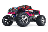 Stampede 1/10 COURTNEY FORCE EDITION 2WD Brushed TQ