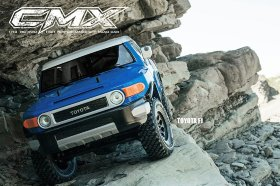 Трофи модель CMX от MST (Max Speed Technology) 1|10 KIT TOYOTA FJ 267mm - MST-532146