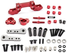 FXX-D IFS Alum. conversion set (red) - MST-210479R