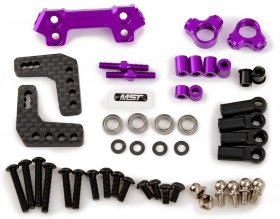 RMX-D IFS Alum. conversion set (purple) - MST-210493P