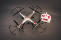 X8G 4CH quadcopter with 6AXIS GYRO (с камерой)