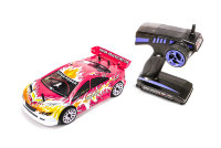 Zillionaire Pro 1/16 EP 4WD Powered On Road Touring Car