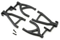 Mini E-Revo Rear A-arms - Black