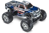 Nitro Stampede 2WD 1/10 RTR + NEW Fast Charger
