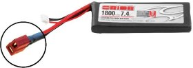 Аккумулятор Team Orion LiPo 7.4V 2S 50C 1800 mAh - ORI60147