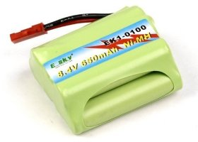 Аккумулятор EK1-0100 8.4V 650mAh для Honey Bee - EK1-0100
