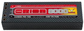 Аккумулятор Team Orion Batteries Carbon Pro V-Max LiPo 8000 110C 7.6V - ORI14072