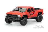 Кузов SC 1/10 - Chevy Silverado HD (for Slash, Slash 4X4, SC10)