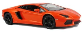 Радиоуправляемая машинка Double Eagle Lamborghini Aventador LP700-4 Orange масштаб 1:14 27Mhz - 8538
