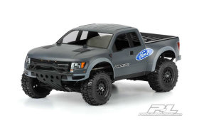 Кузов SC 1/10 - Ford F-150 Raptor SVT (for Slash, Slash 4X4, and SC10)