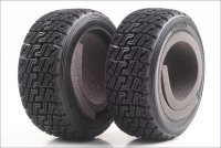 High Grip Rally Tire(With Inner/2pcs/DRX