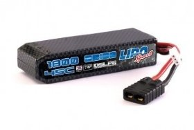 Аккумулятор Team Orion Carbon Sport LiPo 7.4V 2S 45C 1800mAh - ORI14181