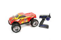 CrazyIst 1/10 EP 4WD Off Road Monster (Brushed, Ni-Mh)