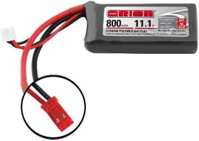 Аккумулятор Team Orion LiPo 11.1V 3S 50C 800 mAh - ORI60131