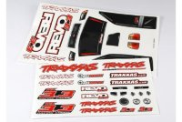 Decal sheets, Revo 3.3