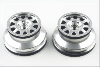 Wheel (Silver/2pcs/ULTIMA SC)