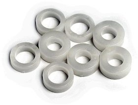 Шайбы пластиковые - PLASTIC BUSHING SET (FORMULA TEN) - HPI-102823